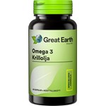 Great Earth Omega 3-Krill 60 kapslar