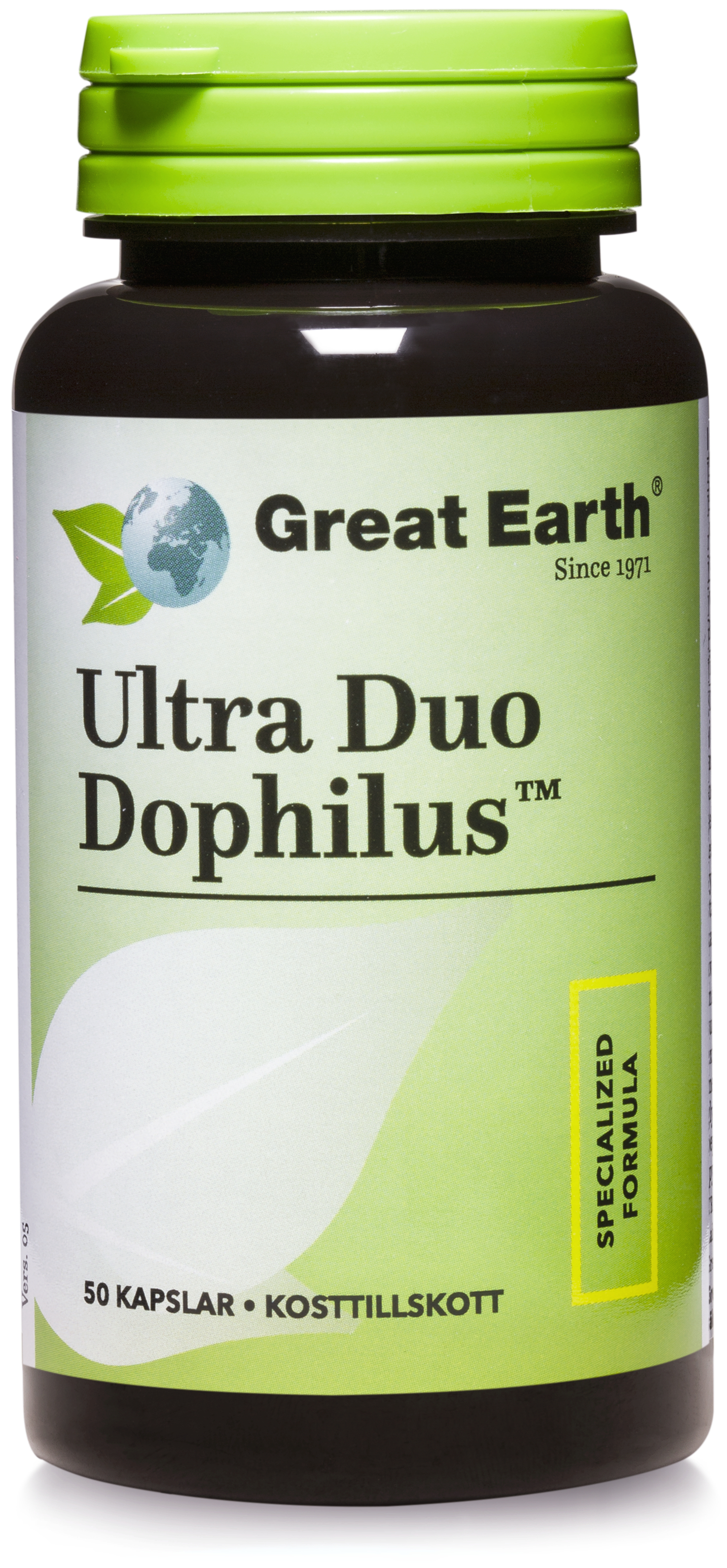 ultra duo dophilus från great earth