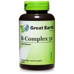 Great Earth B-Complex 50 90 tabletter