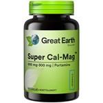 Great Earth Cal-Mag 300/600 mg 120 kapslar