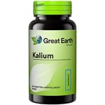 Great Earth Kalium 396 mg 100 tabletter