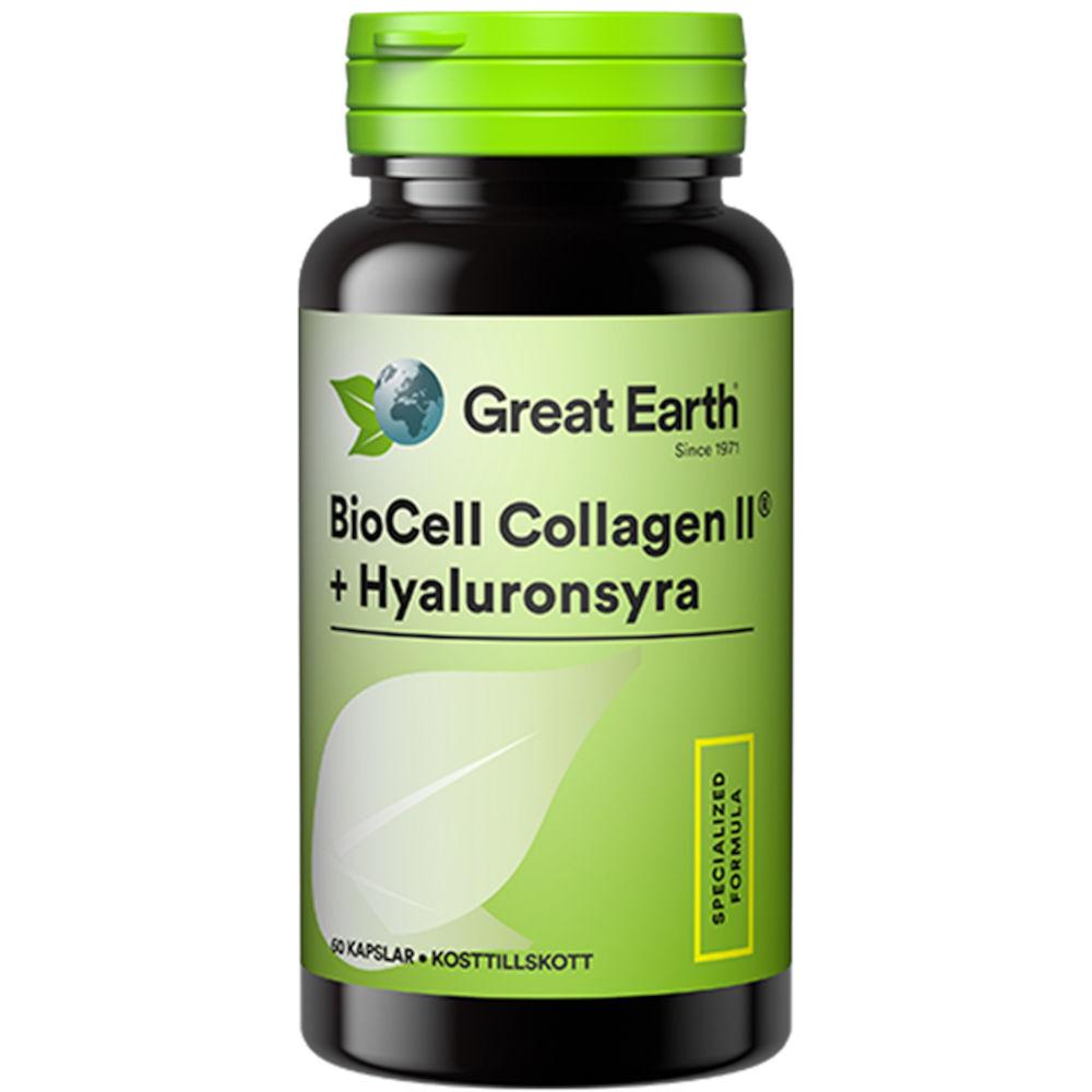great earth biocell collagen