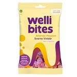 Wellibites Ananas Passion & Svarta Vinbär 70 g