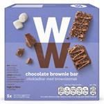 WW ViktVäktarna Chokladbar med Browniesmak 5 st