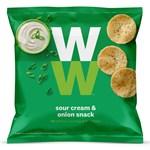WW ViktVäktarna Chips med Smak av Gräddfil och Lök 20 g