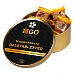 MGO Halstabletter Manukahonung 100 g 19 st