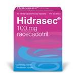 Hidrasec 100 mg 10 hårda kapslar