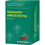 Glukosamin ABECE Kapsel hård 625 mg 60 st