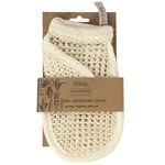 Hydrea London Sisal Knitted Glove