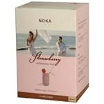 Noka Milkshake-Diet Jordgubb Pulver 15 portioner