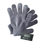 Hydrea London Carbonised Exfoliating Gloves