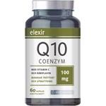 Elexir Coenzyme Q10 100 mg 60 kapslar