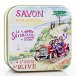 La Savonnerie de Nyons La Balade hård tvål 100 g
