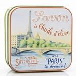 La Savonnerie de Nyons La Seine hård tvål 100 g