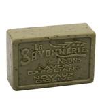 La Savonnerie de Nyons Savon Exfoliant Noyaux d'Olive hård tvål 100 g