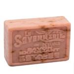 La Savonnerie de Nyons Savon Exfoliant Pétales de Rose hård tvål 100 g