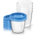 Philips Avent Mjölkförvaring 10 delar