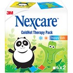 Nexcare ColdHot Geldyna Happy Kids 2-pack