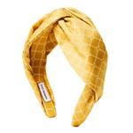 Hermine Hold Isabella Headband Yellow-White