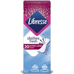 Libresse Trosskydd Extra Long 20 st