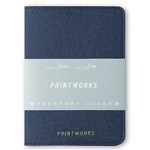 Printworks Passport Holder Blue