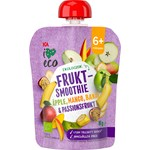 ICA I Love Eco Fruktsmoothie Äpple Mango 90 g