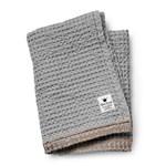 Elodie Details Waffle Blanket Gilded Grey