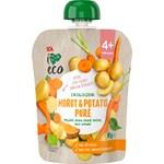ICA I Love Eco Grönsakssmoothie Morot Potatis 90 g