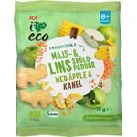 ICA I Love Eco Majs & Linssköldpaddor 20 g