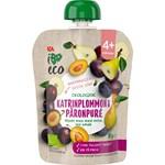ICA I Love Eco Katrinplommonpuré 90 g