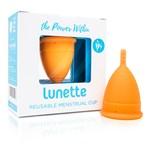 Lunette Menskopp Orange model 2