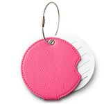 From Form Travel Essentials Bagagetag Bubbelgum Pink