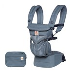 Ergobaby Bärsele Omni 360 Cool Air Mesh Oxfordblå