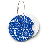 From Form Travel Essentials Bagagetag Batic Blue