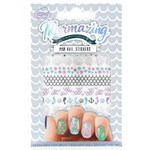 NPW Mermazing Nail Stickers 118 st