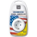 GoTravel Adapter EU-USA