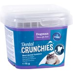 Dogman Crunchies Dental 75 g