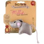 Beco Kattleksak Millie Mouse 10 cm