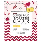 Huangjisoo British Rose Hydrating Mask 25 ml