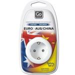 GoTravel Adapter EU-Australien/Kina