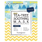 Huangjisoo Tea-Tree Soothing Mask 25 ml