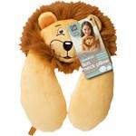 GoTravel Lion Neck Pillow Barnnackkudde Lejon