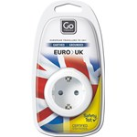 GoTravel Adapter EU-UK