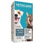 Vetocanis Tuggtandkrämstablett Katt 30-pack
