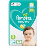 Pampers Baby-Dry S5 11-16 kg 46 st