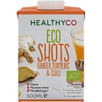 HealthyCo Eco Ginger Turmeric Chili Shots 500 ml