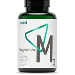 Puori M3 Magnesium 120 kapslar 225 mg