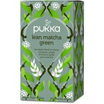 Pukka Grönt te Lean Matcha Green 20-pack