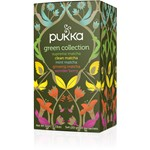 Pukka Mixask Te Green Collection 20-pack