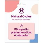 Natural Cycles Refill Abonnemang 6 månader